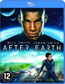 After Earth Ex-rental (blu-ray tweedehands film)