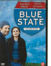 Blue state koopje (dvd tweedehands film)