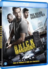 Brick Mansions (blu-ray nieuw)