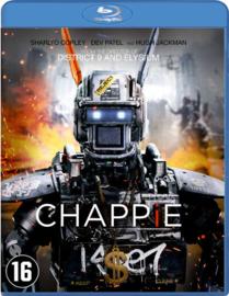 Chappie (blu-ray nieuw)