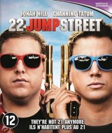 22 Jump Street (blu-ray tweedehands game)