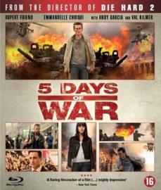5 days of war (blu-ray tweedehands film)