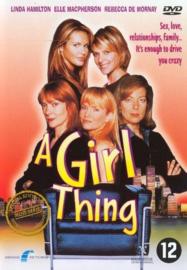 A girl thing (dvd nieuw)