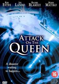 Attack on the queen (dvd tweedehands film)