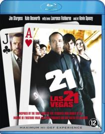 21 (blu-ray nieuw)