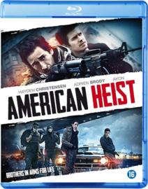 American Heist ex-rental (blu-ray tweedehands film)