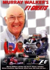 Murrar Walkers F1 Greats import (dvd nieuw)
