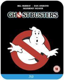 Ghostbusters steelbook import (blu-ray nieuw)