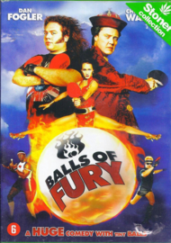 Balls of Fury koopje (dvd tweedehands film)