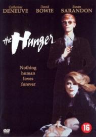 The  Hunger import (dvd nieuw)