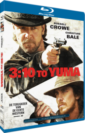 3 10 to Yuma (blu-ray tweedehands film)
