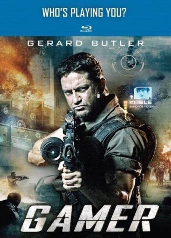 Gamer (blu-ray tweedehands film)