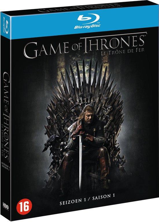 Game of Thrones Seizoen 1 (blu-ray tweedehands film)