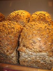 Zuiderlicht desem brood gesneden