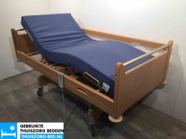 Stiegelmeyer 03 elektrisch hoog laag thuiszorg-bed