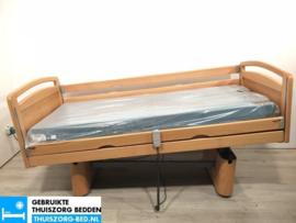 BRAEKEVELT 76 ELEKTRISCH HOOG LAAG THUISZORG-BED MET ZITFUNCTIE