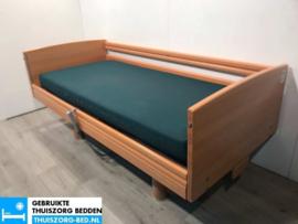 VOLKER 38A ELEKTRISCH HOOG LAAG THUISZORG-BED MET ZITFUNCTIE