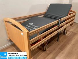 STIEGELMEYER 00 ELEKTRISCH HOOG LAAG THUISZORG-BED