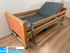 BURMEIJER 56A ELEKTRISCH HOOG LAAG THUISZORG-BED