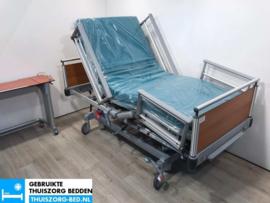 VOLKER 32 ELEKTRISCH HOOG LAAG THUISZORG-BED MET ZITFUNCTIE