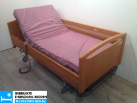 WISSNER BOSSERHOFF 21 ELEKTRISCH HOOG LAAG THUISZORG-BED