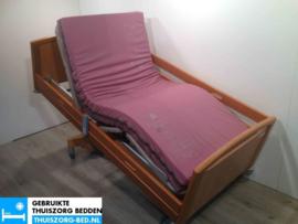 WISSNER BOSSERHOFF 29 ELEKTRISCH HOOG LAAG THUISZORG-BED MET ZITFUNCTIE