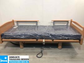 VOLKER 33 ELEKTRISCH HOOG LAAG THUISZORG-BED MET ZITFUNCTIE
