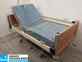 SCHELL 77 HYDRAULISCH HOOG LAAG THUISZORG-BED