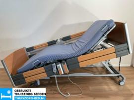 BOCK 99A ELEKTRISCH  LAAG (28 cm LAAG)  THUISZORG-BED MET ZITFUNCTIE
