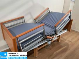 VOLKER 36 ELEKTRISCH HOOG LAAG  THUISZORG-BED MET ZITFUNCTIE