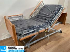 VOLKER 40B ELEKTRISCH  LAAG (35 cm LAAG)  THUISZORG-BED MET ZITFUNCTIE