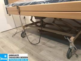 Stiegelmeyer 01C elektrisch hoog laag thuiszorg-bed