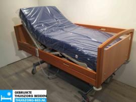 WISSNER BOSSERHOFF 29C ELEKTRISCH HOOG LAAG THUISZORG-BED MET ZITFUNCTIE
