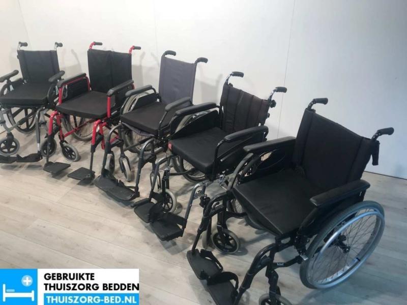 Lichtgewicht rolstoelen uit voorraad leverbaar