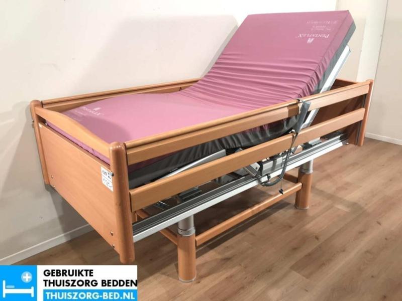 VOLKER 40 ELEKTRISCH HOOG LAAG THUISZORG-BED MET ZITFUNCTIE