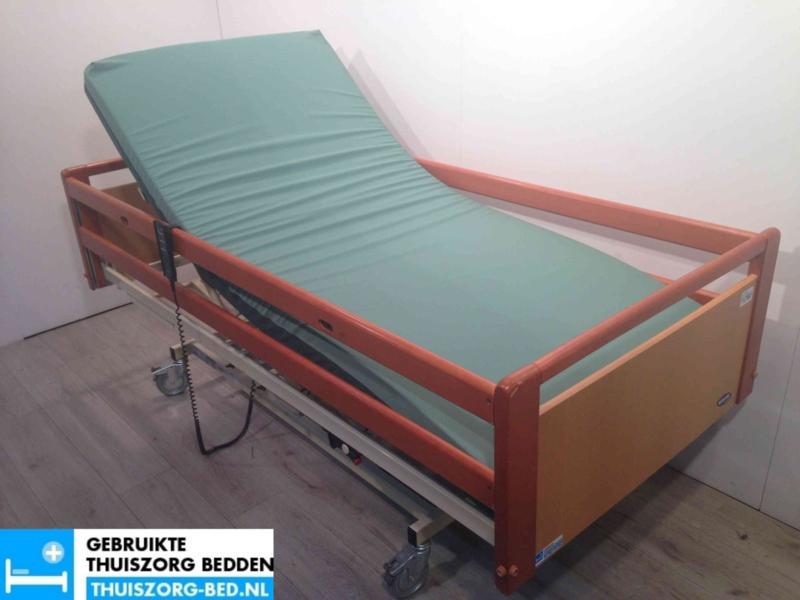 SCANDINAVIAN MOBILITY (INVACARE) 68A DEMONTABEL ELEKTRISCH HOOG LAAG THUISZORG-BED
