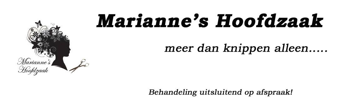 Marianne's Hoofdzaak