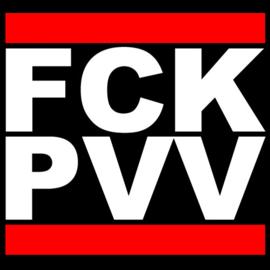 FCK PVV Sticker