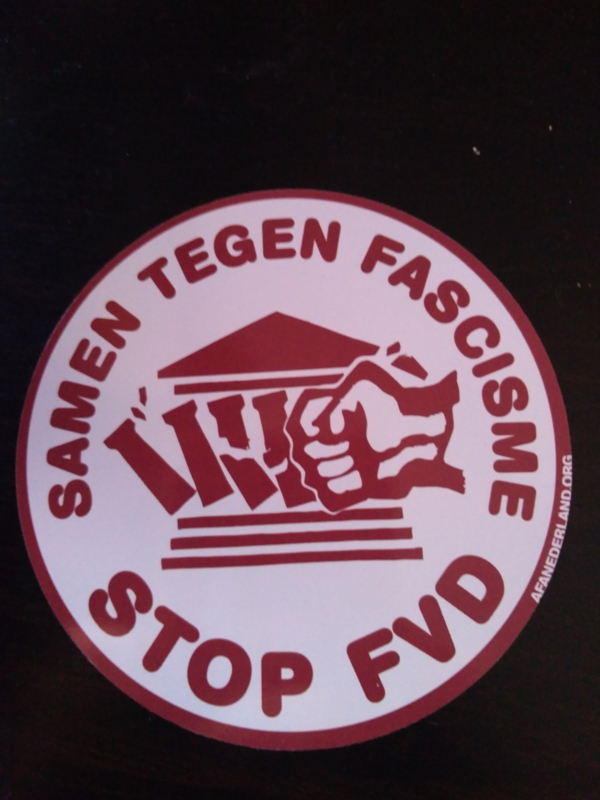 Anti fvd sticker