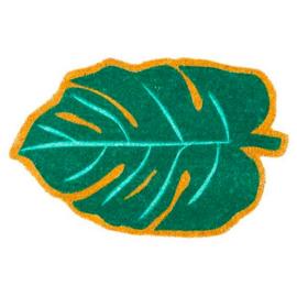 Deurmat Don't Leaf