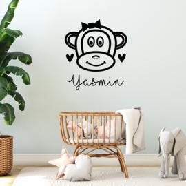 Monkey Yasmin