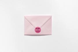 Geboorte sluitzegels | Tweeling | Lippen |  mint