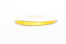 Lint | Satijnlint 6 mm | geel