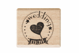 Stempel trouwen | Wedding mail