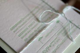 Twine touw | Bakkerstouw | paars/wit