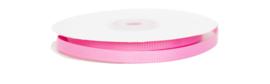 Lint | ribbel 6 mm| licht roze