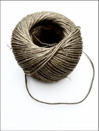Satijnlint/ (bakkers)touw