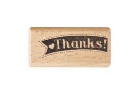 Stempel trouwen | Thanks
