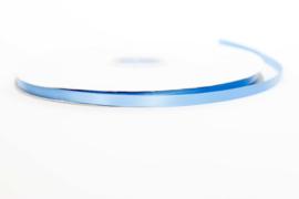 Lint | Satijnlint 6 mm | licht blauw