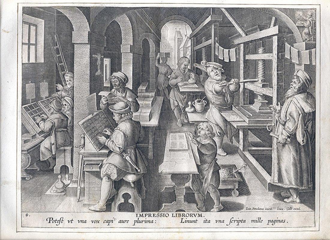 Geschiedenis van letterpress. Wat is letterpress?